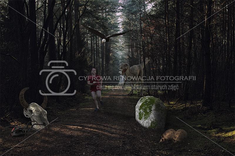 Fotomanipulacja - prehistoria