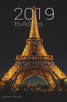 Kalendarz 2019 budowle