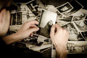 renowacja fotografii - oględziny