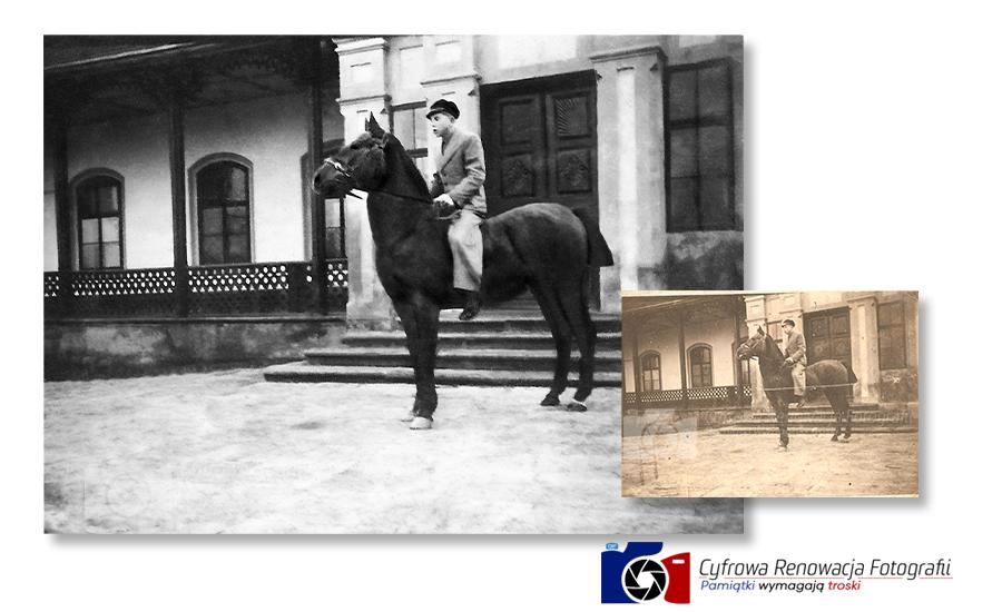 Odnowienie zdjęcia - profesjonalna rekonstrukcja zdjęć